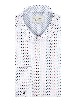 Oakes Multi Coloured Spots Shirt