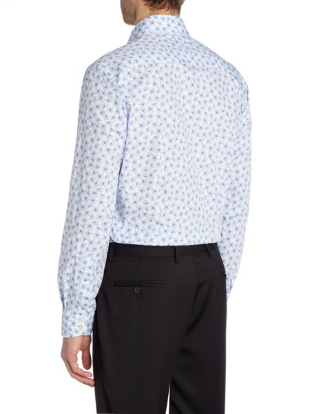 Ted Baker Farnley Large Floral Print Shirt