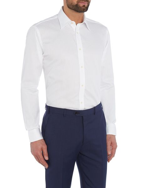Ted Baker Tadeo Tonal Stripe Shirt