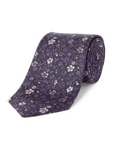 Ted Baker Quaker Mini Floral Tie
