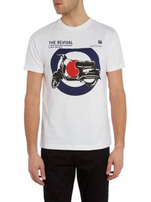 Merc Scooter t.shirt