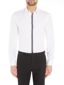 Cannes Contrast Trim Shirt