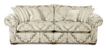 Duresta Waldorf Grand Split Sofa Bun Feet
