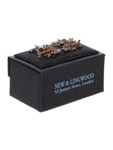 New & Lingwood Lobster Cufflink