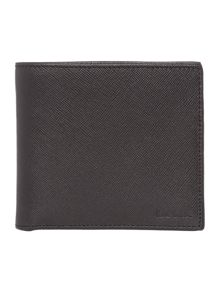 Paul Smith London Paul smith saffiano leather billfold wallet
