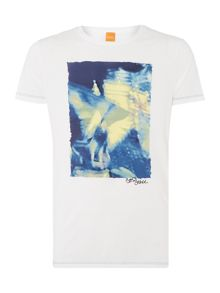Thurner 1 Slim Fit Bird Graphic T Shirt