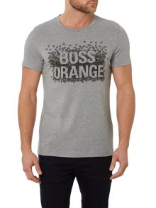 Hugo Boss Tamplin 1 Slim Fit Logo T Shirt