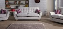 Riva 3 Seater Sofa