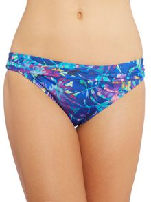 Biba Midnight Rainforest Goddess Bikini Brief