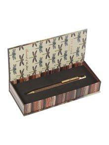 Ted Baker Ted baker wooden pen in a box