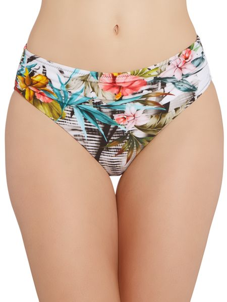 Fantasie Wakaya mid rise brief