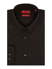 Hugo Ero Slim Fleck Shirt