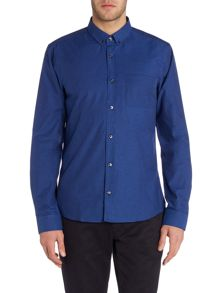 Hugo Enico Slim Multi Fleck Shirt