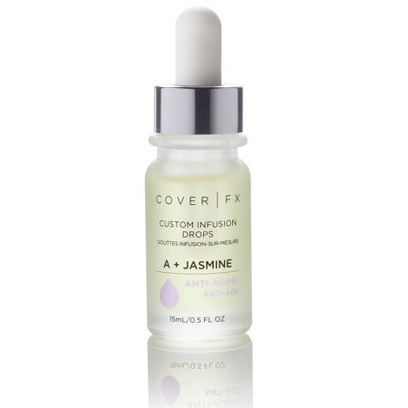 Cover FX Custom Infusion Drops A + Jasmine - Anti-Aging
