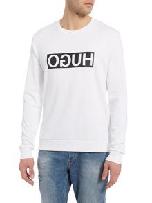 Hugo Dicago Logo Sweater