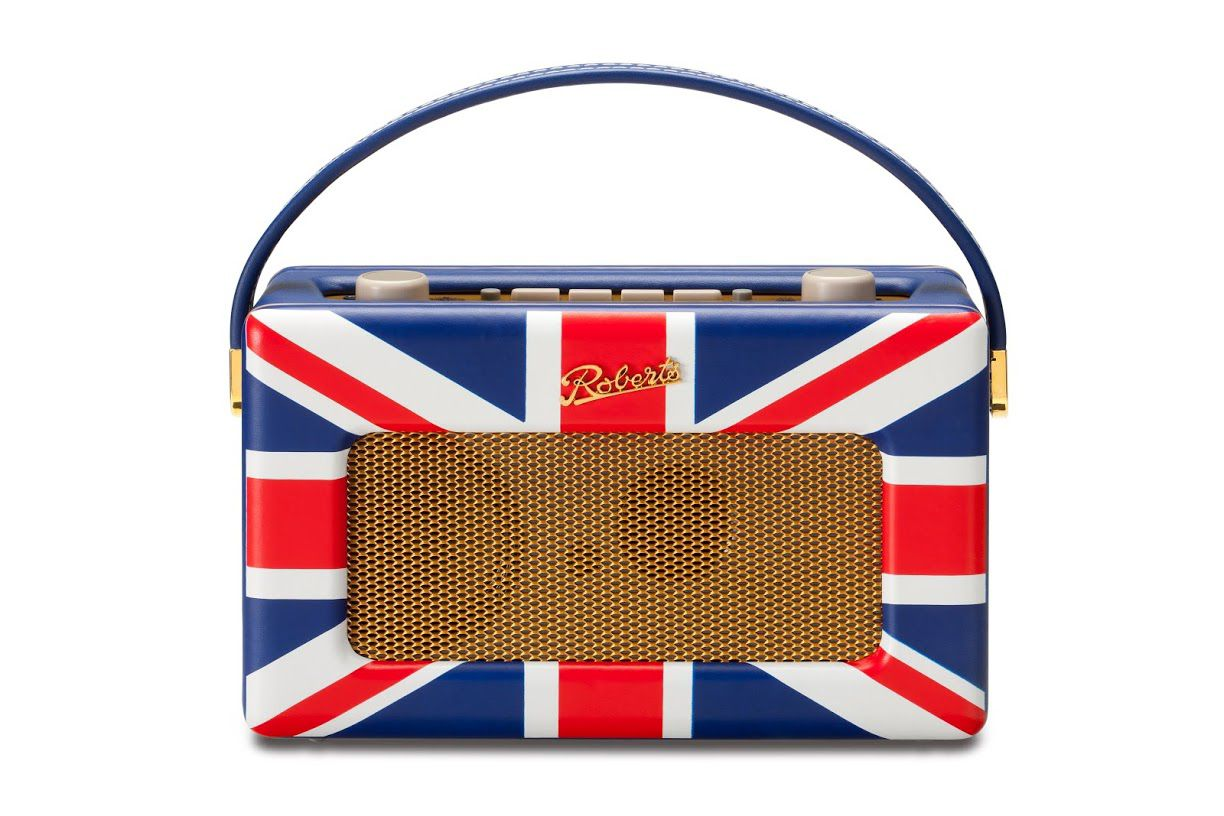 Roberts RD60 Revival Union Jack