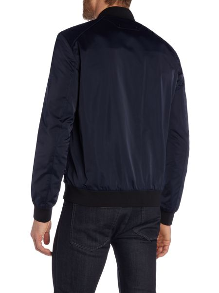 Hugo Baxent Reversible Bomber Jacket
