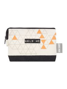 Arm Candy multi coloured hold me coin purse