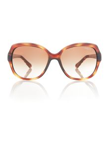 Vogue Havana  square  sunglasses VO2871S
