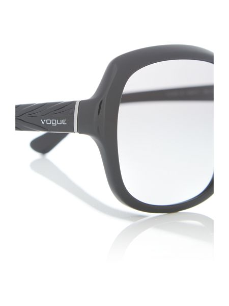 Vogue Black  square  sunglasses VO2871S