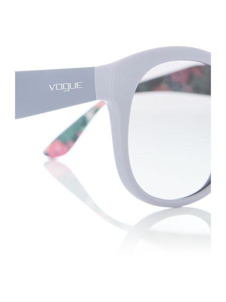 Vogue Havana  square  sunglasses VO2916SB