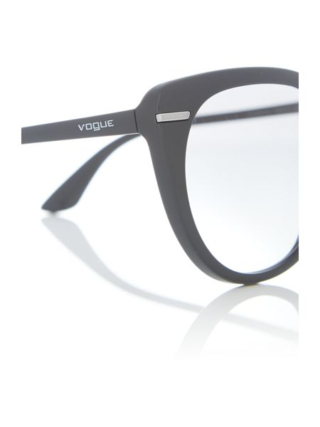 Vogue Black  cat eye  sunglasses VO2941S
