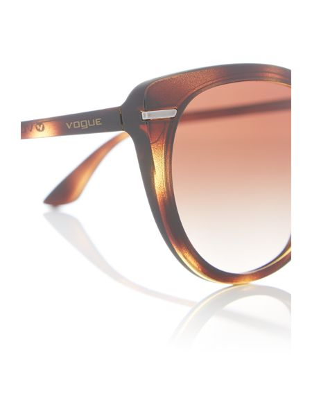 Vogue Havana  cat eye  sunglasses VO2941S