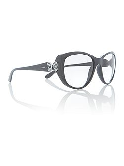 Black  cat eye  sunglasses VO2944S