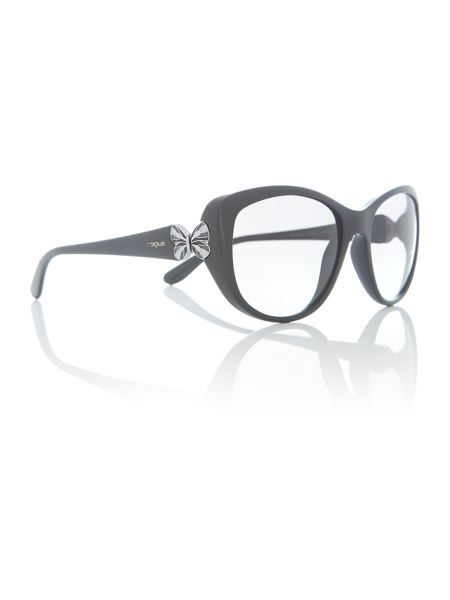 Vogue Black  cat eye  sunglasses VO2944S