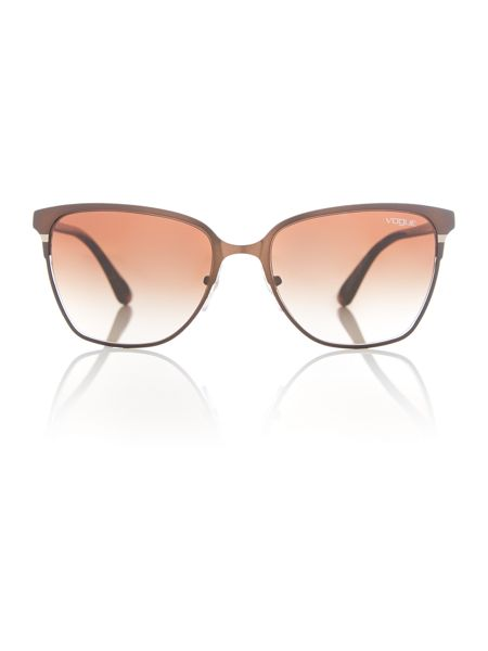 Vogue Brown  square  sunglasses VO3962S