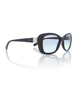 Black  butterfly  sunglasses VO2943SB