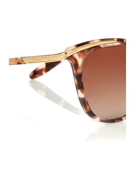 Ralph RA5203 cat eye sunglasses