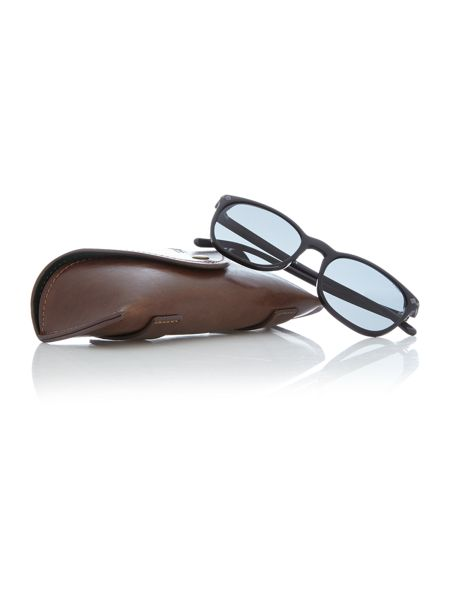 Polo Ralph Lauren PH4107 round sunglasses