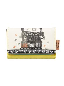 Disaster Pennyblack shop till you drop flapover purse