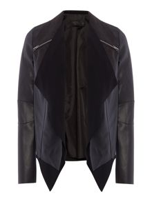 Label Lab Waterfall PU Jacket