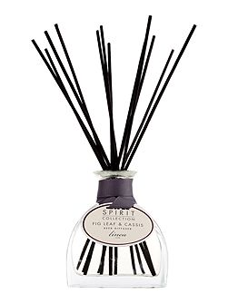 Fig leaf & cassis scented reed diffuser