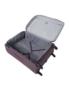 Marcus 4 wheel purple large case