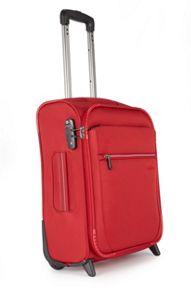 Marcus 2 wheel red cabin case
