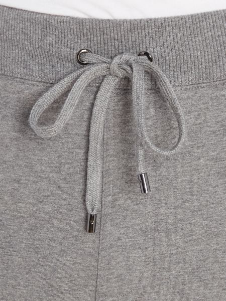 Michael Kors Cuffed drawstring tracksuit bottoms