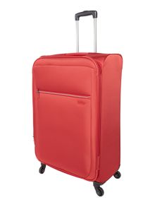 Marcus 4 wheel red large case