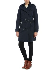 Michael Kors New hardware trench