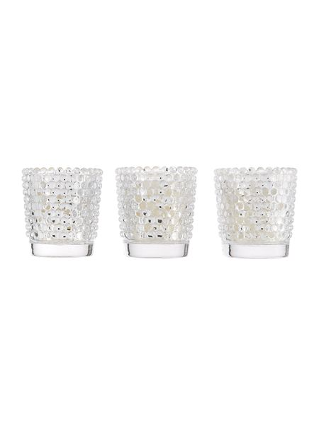 Linea Scented votive candles set of 3