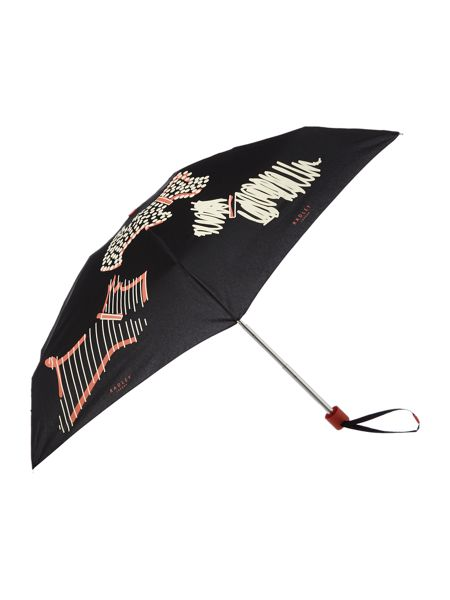 Radley Fleet street compact umbrella