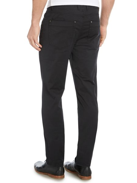 Michael Kors Slim fit 5 pocket twill jean