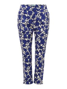 Dickins & Jones Floral Printed Trouser