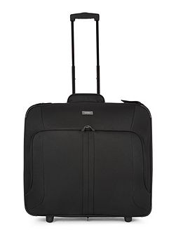 Business 200 black wardrobe trolley