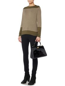 Therapy Sienna Stripe Jumper
