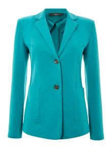 Max Mara Camilla colour pop button front jacket