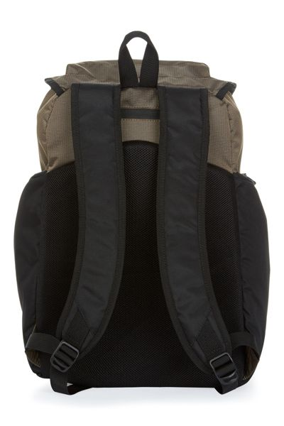 Antler Tundra khaki backpack