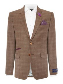 Ted Baker Ohaff Bold Check Jacket
